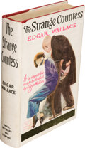 Books:Mystery & Detective Fiction, Edgar Wallace. The Strange Countess. Boston: Small, Maynard, [1926]. First American edition. ...