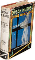 Books:Mystery & Detective Fiction, Edward Charles Reed. Dream Murder. London: John Long, [1929]. First edition....