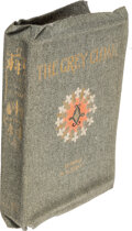 Books:Mystery & Detective Fiction, Harold MacGrath. The Grey Cloak. Indianapolis: Bobbs-Merrill, [1903]. Advance copy, one of 250 copies signed by the ...