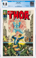 Silver Age (1956-1969):Superhero, Thor #138 (Marvel, 1967) CGC NM/MT 9.8 White pages....
