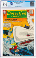 Silver Age (1956-1969):Superhero, Detective Comics #314 (DC, 1963) CGC NM+ 9.6 Off-white to white pages....