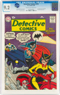 Silver Age (1956-1969):Superhero, Detective Comics #276 (DC, 1960) CGC NM- 9.2 Cream to off-white pages....