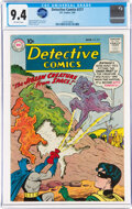 Silver Age (1956-1969):Superhero, Detective Comics #277 (DC, 1960) CGC NM 9.4 Off-white pages....