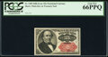 Fractional Currency:Fifth Issue, Fr. 1309 25¢ Fifth Issue PCGS Gem New 66PPQ.. ...