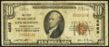 National Bank Notes:Pennsylvania, Stewartstown, PA - $10 1929 Ty. 1 The First National Bank Ch. # 4665 Very Good-Fine.. ...