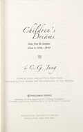 Books:Children's Books, C[arl] G[ustav] Jung. Children's Dreams. Notes on Lectures given by Prof. C. G. Jung. Private multigraph cop... (Total: 2 Items)