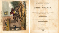 [William Cowper]. The Diverting History of John Gilpin. Shewing How He Went Further Than He