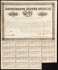 Confederate Notes:Group Lots, Ball 360 Cr. 149 $1000 1864 Bond Fine;. Ball 384 Cr. 165 $1,000 Bond 1864 Fine.. ... (Total: 2 items)
