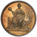 "German States:Hamburg, German States: Hamburg. Free City silver Specimen ""Completion of the Johanneum"" Medal 1840 SP64 PCGS,..."