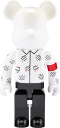 Collectible, BE@RBRICK. Yellow Magic Orchestra 1000%, 2007. Painted cast resin. 28 x 13-1/2 x 9 inches (71.1 x 34.3 x 22.9 cm). Stamp...