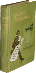 Books:Mystery & Detective Fiction, Austin Fryers. A Pauper Millionaire. London: C. Arthur Pearson Limited, 1899. First Edition. ...