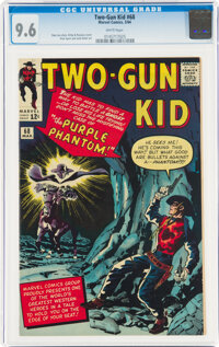 Two-Gun Kid #68 (Marvel, 1964) CGC NM+ 9.6 White pages