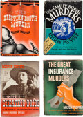 Books:Mystery & Detective Fiction, Milton Propper. Set of Four Milton Propper Police Procedurals. New York and London: Various Publishers, 1934-1937.... (Total: 4 Items)