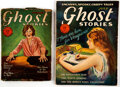 Pulps:Horror, Ghost Stories Group of 2 (Macfadden, 1928) Condition: Average GD/VG.... (Total: 2 Items)