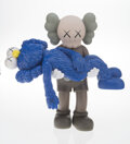 Collectible, KAWS (b. 1974). Gone (Brown), 2019. Painted cast vinyl. 14 x 15 x 4 inches (35.6 x 38.1 x 10.2 cm). Open Edition. Stampe...