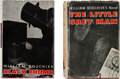 Books:Mystery & Detective Fiction, William Bouchier. Pair of Geoffrey Bles Crime Fiction Novels. London: [1935]-[1936]. First editions.... (Total: 2 Items)