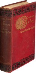 Books:Mystery & Detective Fiction, Meadows Taylor, Colonel. Confessions of a Thug. London: C. Kegan Paul & Co., 1879. New edition....
