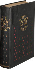 Books:Mystery & Detective Fiction, Headon Hill. The Cottage in the Chine. London: Ward, Lock & Co., 1913....