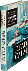 Books:Mystery & Detective Fiction, Charles Williams. Dead Calm. New York: Viking, [1963]. First edition. ...