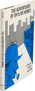 Books:Mystery & Detective Fiction, Stephen Daniel Williams. The Adventures of Shylar Homes. New York: Carlton Press, [1966]. First edition of this rare...