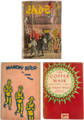 Books:Mystery & Detective Fiction, Hugh Wiley. Lot of Three First Editions. New York: Knopf, 1921-1932. One title is inscribed by the author on the title-page.... (Total: 3 Items)