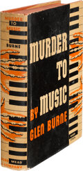 Books:Mystery & Detective Fiction, Glen Burne. Murder to Music. New York: Dodd, Mead, 1934. First edition....