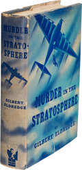 Books:Mystery & Detective Fiction, Gilbert Eldredge. Murder in the Stratosphere. New York: Phoenix, 1940. First edition. ...
