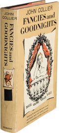 Books:Mystery & Detective Fiction, John Collier. Fancies and Goodnights. New York: Doubleday, 1951. First edition....