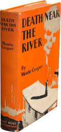 Books:Mystery & Detective Fiction, Monte Cooper. Death Near the River. New York: Holt, [1928]. First edition. ...
