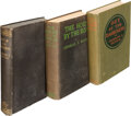 Books:Mystery & Detective Fiction, Charles J. Dutton. Lot of Three First Editions. New York and London: [various publishers], 1922-1924.... (Total: 3 Items)