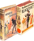 """Books:Mystery & Detective Fiction, Bruce Graeme [writing as David Graeme]. Lot of Two First American Editions of the """"Blackshirt"""" Novels. Philadelphia: Lippinc... (Total: 2 Items)"""