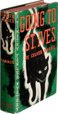 Books:Mystery & Detective Fiction, Colver Harris [Pseudonym of Anne Colver]. Going to St. Ives. Philadelphia: Macrae, Smith Company, 1936. First Editio...