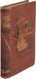 Books:Mystery & Detective Fiction, Wilkie Collins. The Frozen Deep. Boston: William F. Gill & Co., 1875. First American edition. ...