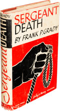 Books:Mystery & Detective Fiction, Frank P. Grady. Sergeant Death. New York: Barrows, Mussey, [1936]. First edition. ...