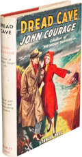 Books:Mystery & Detective Fiction, John Courage. Dread Cave. London: Paul, [1952]. First edition. ...