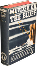 Books:Mystery & Detective Fiction, Esther Tyler. Murder on the Bluff. New York: Simon and Schuster, 1936. First edition. ...