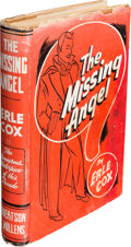 Books:Mystery & Detective Fiction, Erle Cox. The Missing Angel. Melbourne: Robertson & Mullens, [1947]. First edition. ...
