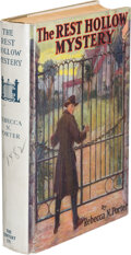 Books:Mystery & Detective Fiction, Rebecca N. Porter. The Rest Hollow Mystery. New York: Century, 1922. First edition. ...