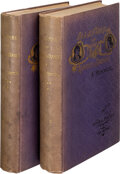 Books:Mystery & Detective Fiction, Admiral Porter. Allan Dare and Robert Le Diable. New York: Appleton, 1885. First edition. ... (Total: 2 Items)