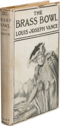 Books:Mystery & Detective Fiction, Louis Joseph Vance. The Brass Bowl. Indianapolis: Bobbs-Merrill, [1907]. Later issue of the first edition, or a vari...