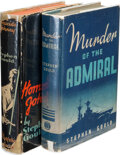 Books:Mystery & Detective Fiction, Stephen Gould. Lot of Two First Editions. New York: [various publishers], 1936-1940. ... (Total: 2 Items)
