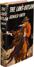 Books:Mystery & Detective Fiction, Seth Ducane. The Law's Outlaw. New York: Dodge Pub. Co., 1939. First edition, stated....