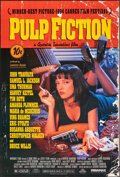"""Movie Posters:Crime, Pulp Fiction (Miramax, 1994). Rolled, Very Fine. One Sheet (27"""" X 40"""") DS. Crime.. ..."""