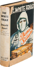 Books:Mystery & Detective Fiction, Donald Stuart. The White Friar. New York: William Godwin, no date [ca. mid-1930s]. First edition....