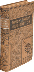 Books:Mystery & Detective Fiction, T. J. Flanagan. Harry Blount, The Detective, or, the Martin Mystery Solved. New York: J. S. Ogilvie Pub. Co., 1891. ...
