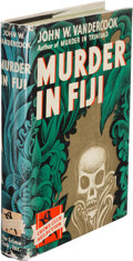 Books:Mystery & Detective Fiction, John W. Vandercook. Murder in Fiji. Published for The Crime Club, Garden City: Doubleday, Doran & Co., 1936. First e...