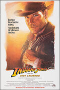 """Movie Posters:Action, Indiana Jones and the Last Crusade (Paramount, 1989). Rolled, Very Fine+. One Sheet (27"""" X 41"""") SS Advance, Drew Struzan Art..."""