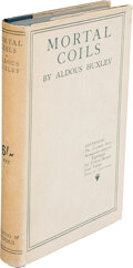 Books:Mystery & Detective Fiction, Aldous Huxley. Mortal Coils. London: Chatto & Windus, 1922. First edition. ...