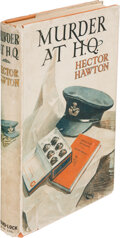 Books:Mystery & Detective Fiction, Hector Hawton. Murder at H. Q. London: Ward, Lock, [1945]. First edition. ...