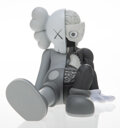 Collectible, KAWS (b. 1974). Resting Place Companion (Grey), 2013. Painted cast vinyl. 8-1/2 x 9 x 11-1/2 inches (21.6 x 22.9 x 29.2 ...
